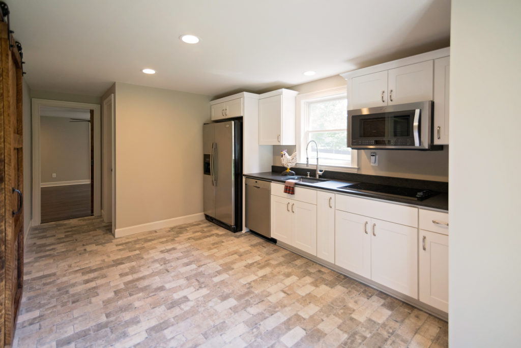 basement kitchen milton ga